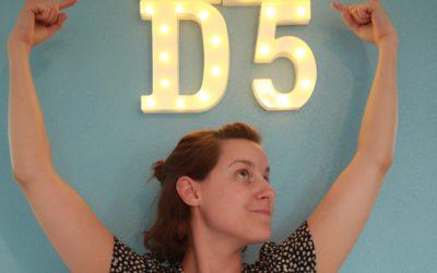 Le D5 : atypique et polyvalent